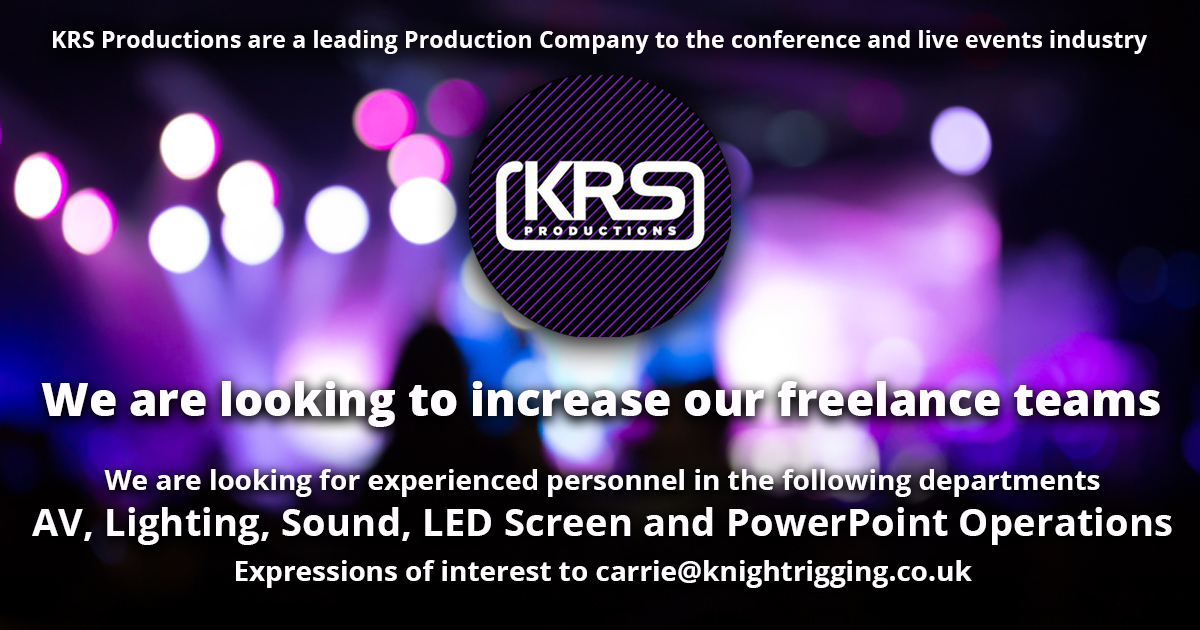 KRS production FB ad