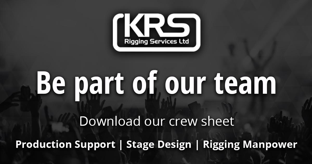 KRS team ad